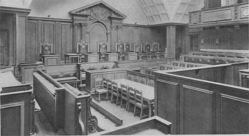 Crime And Justice Trial Procedures Central Criminal Court