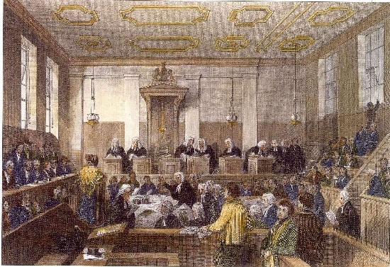 analyze the trial scene in england Shakespeare's the merchant of venice scene by scene with study jewish communities were first established in england with the arrival of william the conqueror.